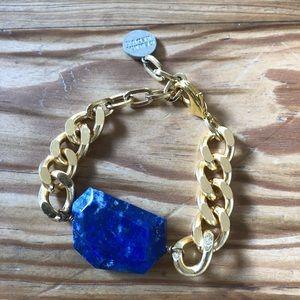 Gemma Redux lapis bracelet